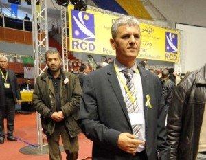 Le RCD réclame la destitution de Bouteflika mohcine-bellabbas-rcd-300x233
